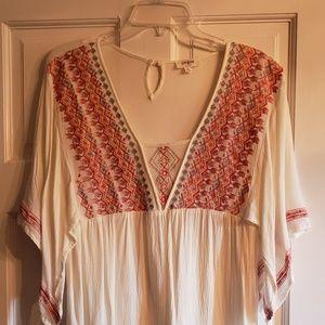 Umgee tunic shirt